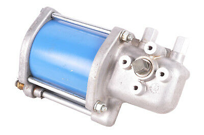 JAMESBURY pneumatic actuator cylinder semi-rotary drive 90°, ST-50 E, 100 Nm