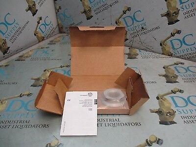 """Ifm Electronic E33009 2"""" Stainless Steel Triclamp With Epdm O-Ring Nib"""