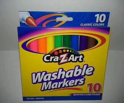 Brand New Cra-Z-Art Washable Markers