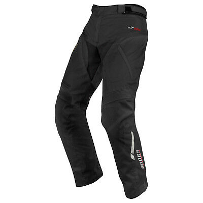 Alpinestars Andes Drystar Textile Waterproof Motorcycle Motorbike Pants Trousers