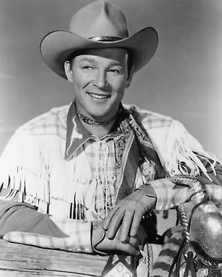 Roy Rogers 8x10 Television Memorabilia FREE US SHIPPING