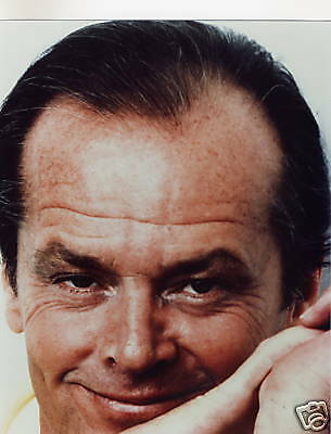 Jack Nicholson  8x10  Movie Memorabilia FREE US SHIPPING