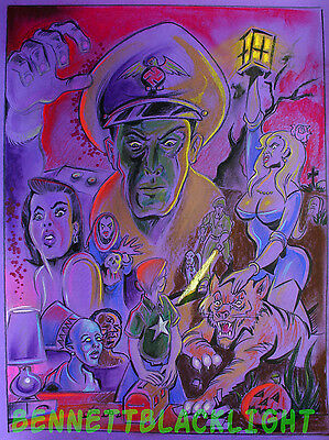 Nazi Nightmare    ***mike Bennett's Original War