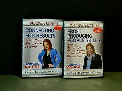 Profit Producing People Skills  & Connecting for Results - Shawna Schuh