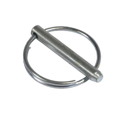 """Detent Quick Release Pin, 3/16"""" x 1"""" - RanchEx"""