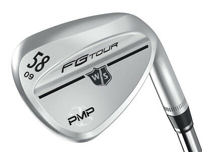Wilson Staff FG Tour PMP Tour Frosted Wedge 55/12 Wide Grind Right Hand