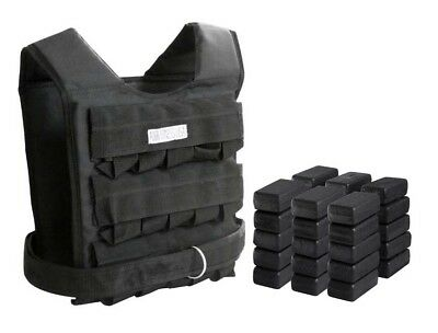 Ader Weighted Vests 23, 35, 44 & 66 Lb