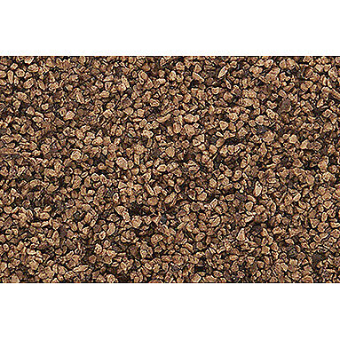 NEW Woodland Scenics Ballast Fine Brown B72