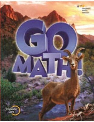 Grade 6 Go Math Chapter Resource Blackline Masters Set 6th Teacher Resources