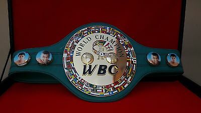 WBC Boxing Champion Ship Belt .Adult size  without case