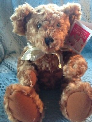 "Nos 2002 Avon Talk To Me Animated Bear ""100Th Anniversary Of The Teddy Bear"""