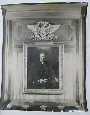 Antique Collection (10) Theodore Roosevelt House Silver Gelatin Photographs  yqz