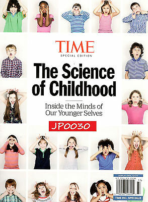 Time Special Edition 2017, The Science Of Childhood, Brand New/Sealed