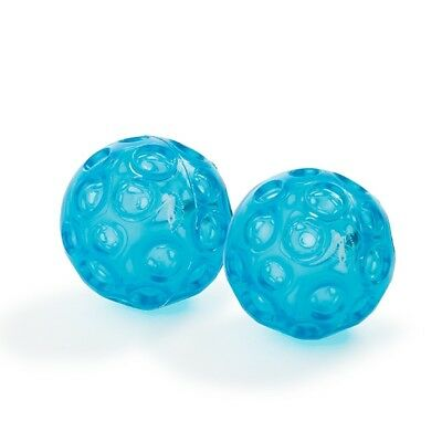 Franklin Method Small Blue Textured Ball Set - Massager For Feet, Arms, Legs,