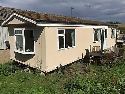 38x12ft Mobile Home, New Boiler, Central Heating, Double Glazed