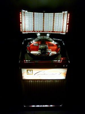 Jukebox 1962 Ami Continental 2 Juke Box