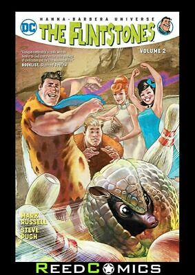 FLINTSTONES VOLUME 2 GRAPHIC NOVEL New Paperback Collects Issues #7-12