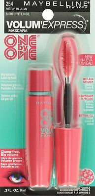 Mascara Maybeline Volum'express One by One Black Noir Neuf sous blister