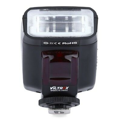 VILTROX JY -610II Universal LCD Manual Flash Speedlite Light with Hot Shoe Mount