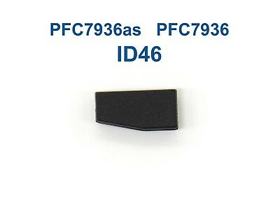 Transponder Chip Wegfahrspeere ID46 PCF7936 PCF7936as