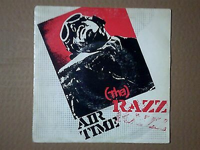 "Vinile EP (7"") THE RAZZ - AIR TIME 1979 Ex-/Mint-"