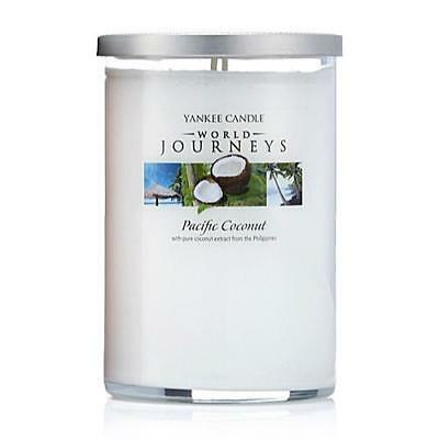 Yankee Candle Pacific Coconut Large Tumbler Scented Candle