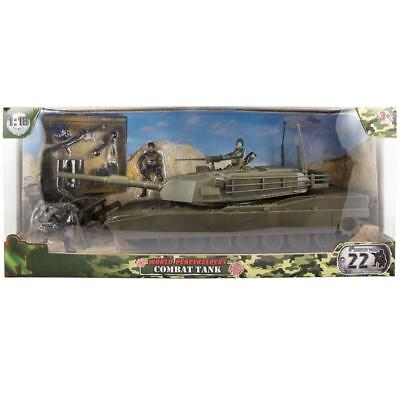 World Peacekeepers Combat Tank Figures & Accessories