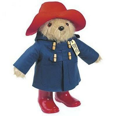 "Large Traditional Paddington Bear 18"" by"