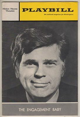"""Barry Nelson  """"The Engagement Baby""""  Playbill  1970  Constance Towers"""