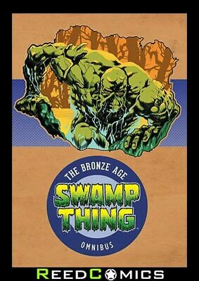 SWAMP THING THE BRONZE AGE OMNIBUS HARDCOVER New Hardback (928 Pages)