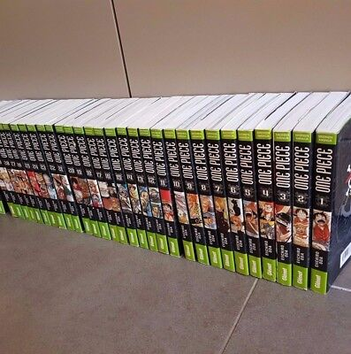 Lot 28 Manga One Piece   :