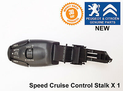 Peugeot Speed Cruise Control Stalk Switch 308 3008 5008 Expert Traveller New X 1