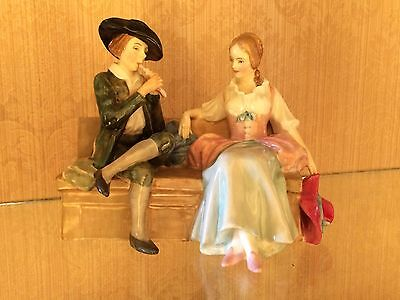 The Rustic Swain  - Royal Doulton HN1746 - Retail $3000! - VERY RARE!! - Antique