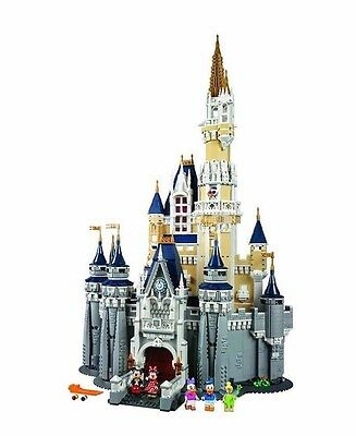Disney Castle unbranded fits lego set 71040  4080 pieces New