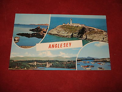 VINTAGE WALES: ANGLESEY Multiview colour