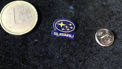 Subaru Logo Pin Badge Classic Design