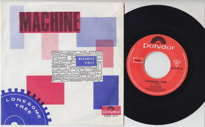 MACHINE * 1970 Dutch GLAM Heavy FREAKBEAT PSYCH 45 * Listen!