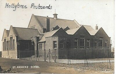 St Andrews School Ainsworth Rd Radcliffe  Lancashsire RP