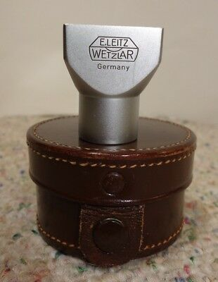 Leica Finder for 3.5cm 35mm SBLOO with Lens Case