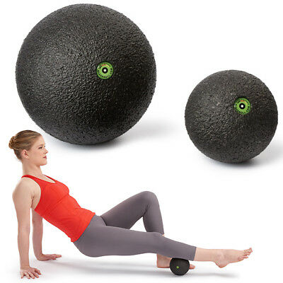 BLACKROLL Very Firm Massage Balls - Deep Fascia and Tension Release for Muscles