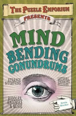 NEW - The Puzzle Emporium Presents Mind Bending Conundrums