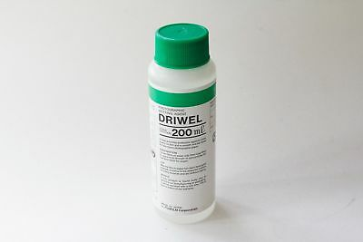 Fuji film DRIWELL Wetting Agent PHOTO FLO: also good as cleaner for vinyl record