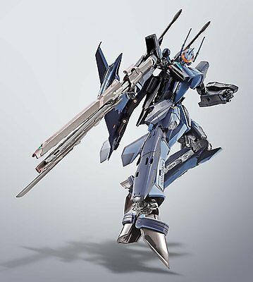 Dx Chogokin Macross 30 Yf-29B Perceval Rod Custom Action Figure