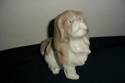 A GREAT PEKINGESE? DOG MADE IN SPAIN 11 cm high