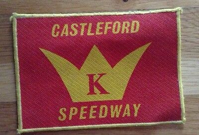 Castleford Speedway Sew On Patch