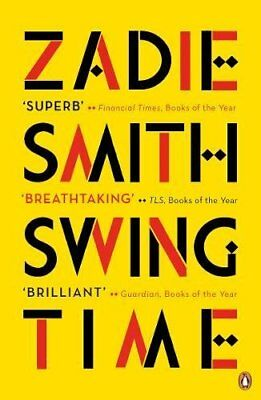 Swing Time by Zadie Smith (Paperback, 2017)