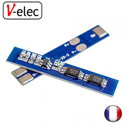 2S Li-ion Lithium Battery 18650 Charger Protection Board Pad Module 3A 7.4V 8.4V