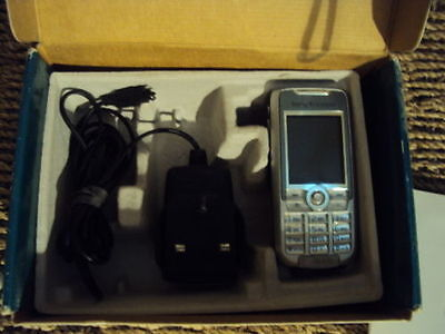 Retro Boxed Sony Ericsson K700I  Mobile Phone On Virgin/t-Mobile+Manual+Charger