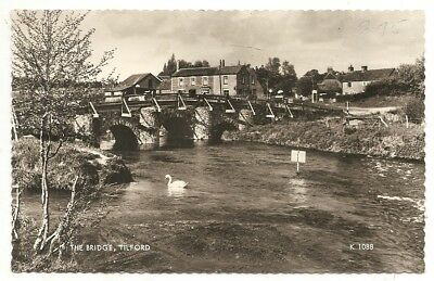 The Bridge, Tilford. Rp