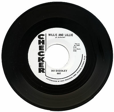 """Bo Diddley  """"willie And Lillie""""   Classic R&b"""